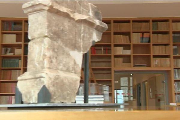 La bibliothèque du musée archéologique de Saint-Bertrand-de-Comminges