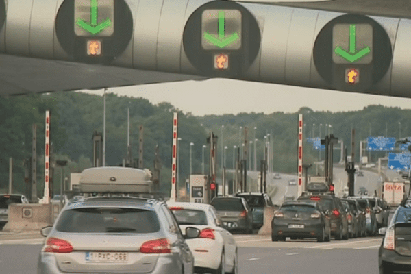 Ce samedi, 610 km de bouchons cumulés ont été enregistrés sur les routes de France.