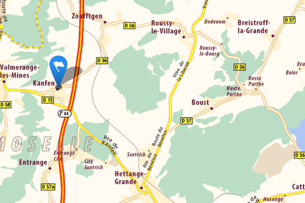 A31 (sens Metz Luxembourg)