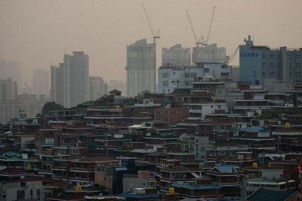 Séoul est la capitale de la Corée du Sud