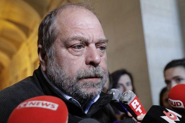 Maitre Eric Dupond-Moretti, avocat d'Abdelkader Merah