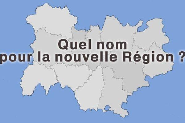 Laurent Wauquiez propose Auvergne-Rhône-Alpes comme nom de la nouvelle Région.