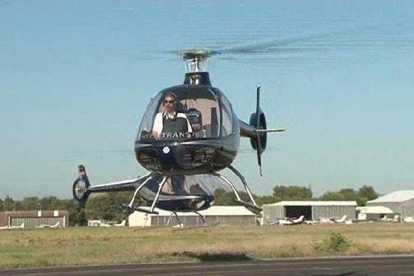 le Cabri un hélicoptère léger biplace très performant