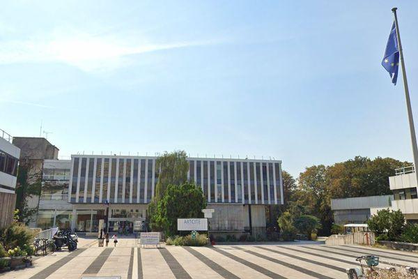 La mairie de Fontenay-sous-Bois en septembre 2020 (illustration).