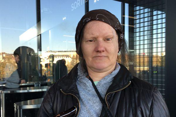 Makrina Cadorel restera lourdement handicapée par cette agression d'une rare violence