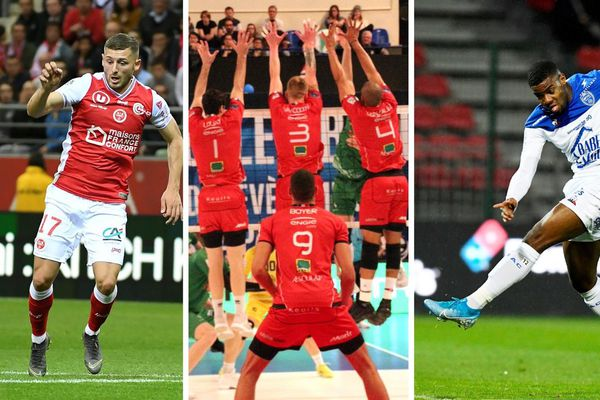 Le Stade de Reims, le CVB et l'Estac défient leurs internautes pendant le confinement