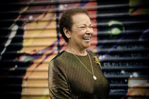 L'artiste américaine Rhoda Scott qui a fait ses débuts dans un club de Jazz à Harlem sera sur la scène du Blues Roots Festival le vendredi 11 septembre.