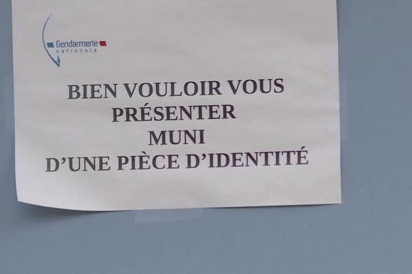 Près de 400 hommes ont dû se rendre à la salle des fêtes de Commensacq munis d'une pièce d'identité pour que leur ADN y soit prélevé.