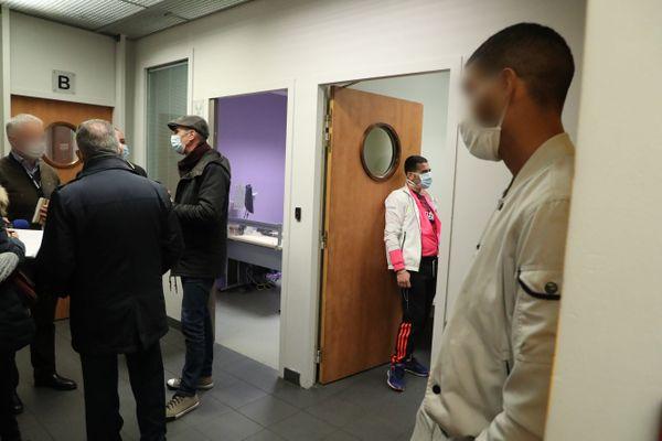 La Cimade et plusieurs associations ont publié, ce mardi, le rapport annuel des conditions de rétention en France qui se sont dégradées. Le centre de rétention de Cornebarrieu, près de Toulouse n'échappe à la règle. Archives.