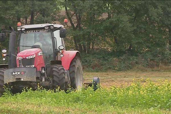 Réactions d'agriculteurs creusois aux propos du président de la République