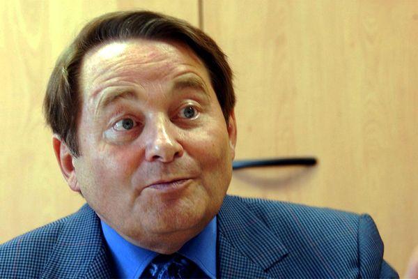 André Laignel, maire d'Issoudun