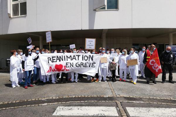 Les infirmières de réanimation demandent un véritable statut.