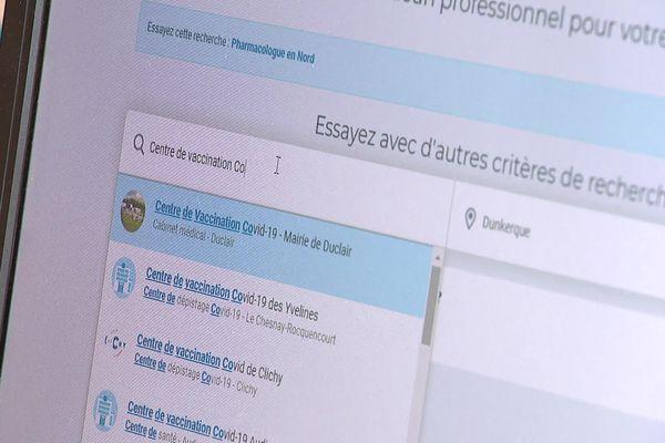 Trop de demandes pour une première vaccination et pas assez de doses de vaccin. L'Agence régionale de santé des Hauts-de-France a décidé de suspendre la prise de rendez-vous et d'en reprogrammer d'autres.