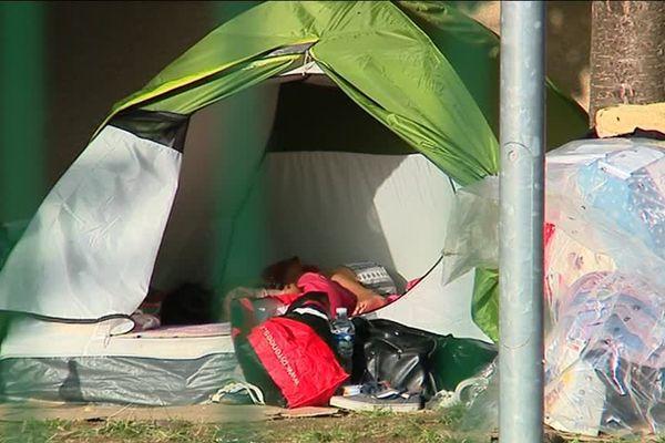 Les personnes sans domicile sont parmi les plus fragiles, dans une épidémie comme celle-ci.