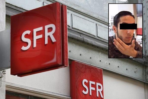 Un employé de SFR a diffusé une vidéo Periscope dans laquelle il traite un client de «connard de juif».