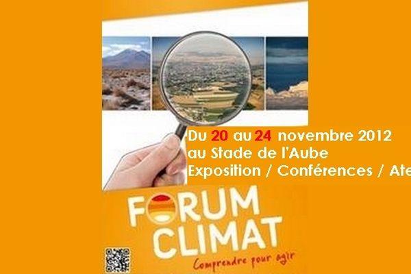22 partenaires et invités pour présenter et expliquer les conséquences du changement climatique, ainsi que des solutions à l'échelle d'un territoire.
