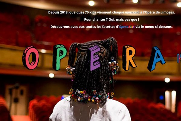 Site Opéra Kids