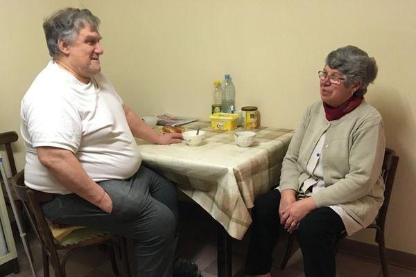 Marie-Odile et Benoît Demand, les fondateurs de la boulangerie