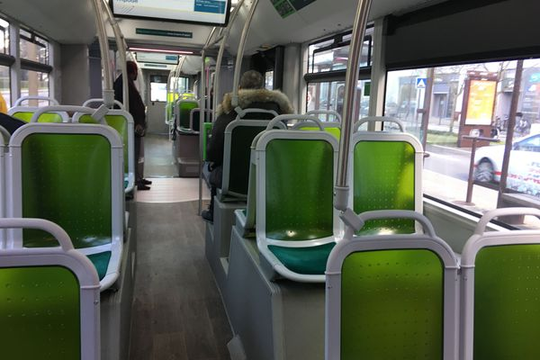 seuls les hoaires de bus en soirée sont modifiées à partir de lundi 2 novembre