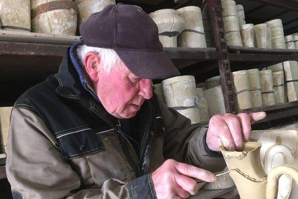 """A 83 ans Marcel Ferry a toujours le coeur à l'ouvrage : """"la retraite c'est pour les vieux !"""""""