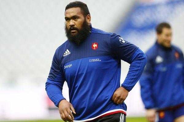 L'international rochelais Uini Atonio ne sera pas sur la pelouse du stade Deflandre pour la rencontre de dimanche contre Agen.