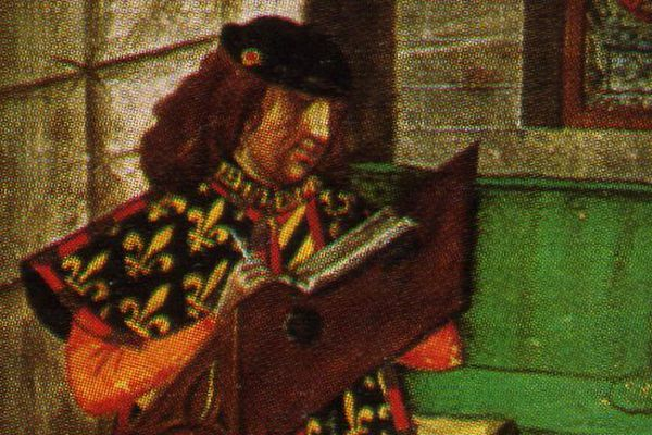 Le chroniqueur Jean Le Fèvre de Saint-Rémy était présent à la bataille d'Azincourt.