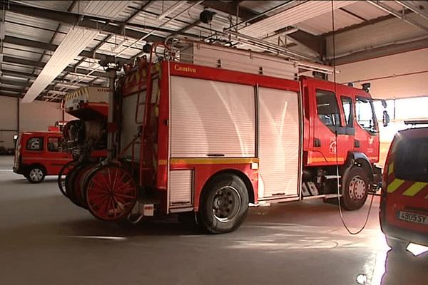 La nouvelle caserne des pompiers d'Ussel offre plus de confort et de modernité.