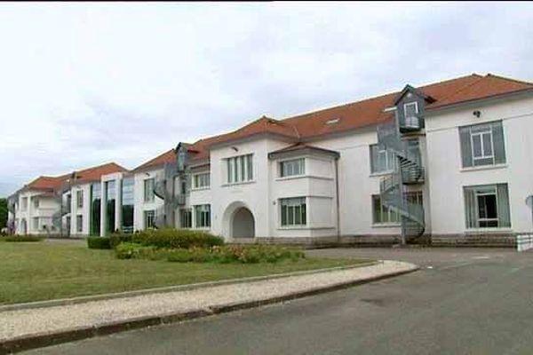 L'école de gendarmerie de Dijon-Longvic
