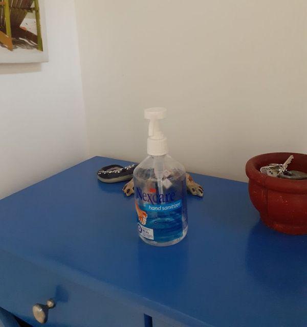 Des gestes barrière à la maison : c'est le quotidien des personnes atteintes de mucoviscidose