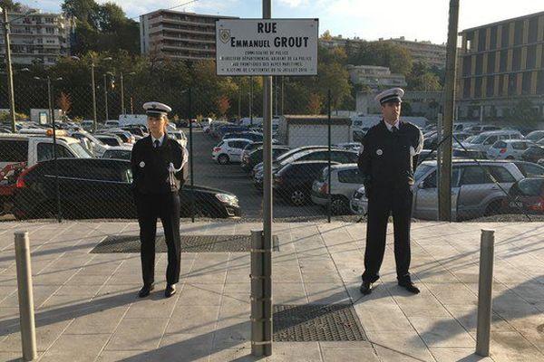 Une rue de Nice porte désormais le nom d'une des victimes de l'attentat du 14 juillet.