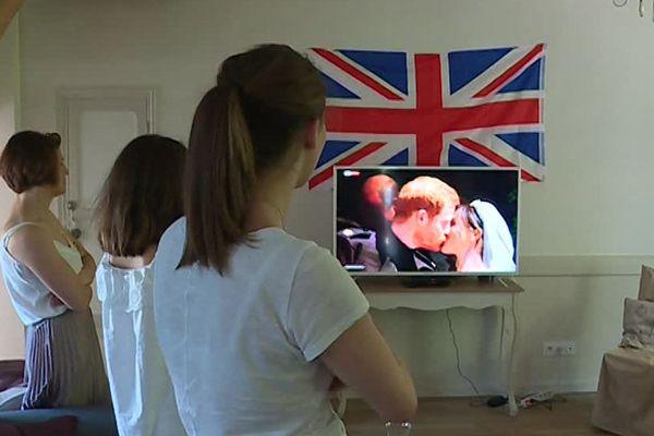 La famille Gomis n'a pas quitté la télévision des yeux pour suivre tous les instants de la cérémonie ce samedi.