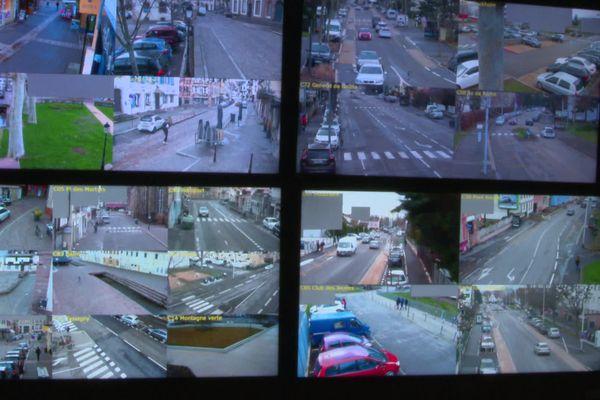 Les caméras colmariennes vont traquer les contraventions routières.