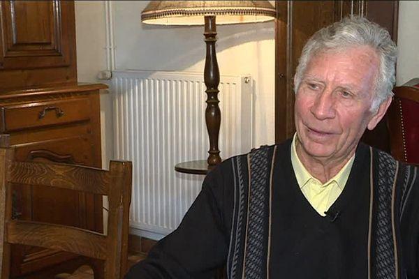 Armel Nicolic, l'oncle d'Arnaud Beltrame.