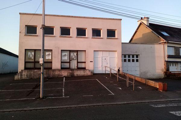 Le centre de distribution de Lamaze des Restos du Coeur à Saint-Brieuc