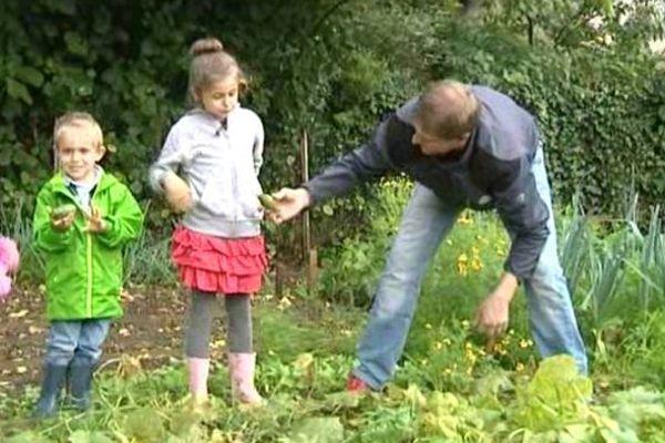 Le jardin, un lieu d'apprentissage et de partage