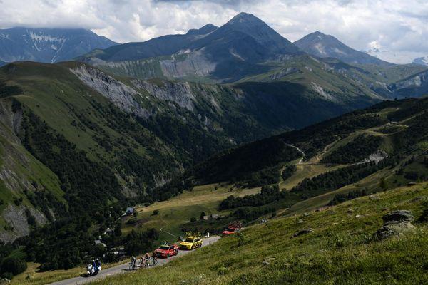 Le Tour de France 2022 va faire son retour à l'Alpe d'Huez, en Isère, le 24 juillet.