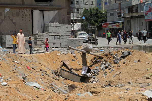 Depuis le début des violentes attaques le 10 mai, 227 Palestiens et 10 Israëliens ont trouvé la mort.