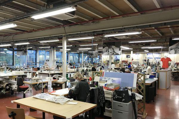L'entreprise d'équipements sportifs a été créée en 1947 à Annecy.