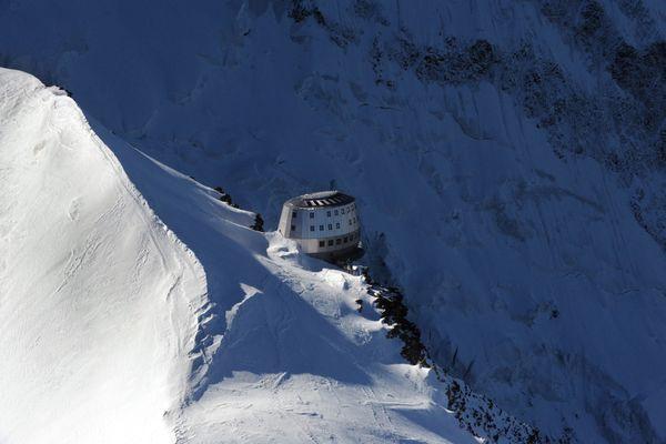 L'alpiniste devait se présenter au refuge du Goûter, dans le massif du Mont-Blanc, au soir du 3 août 2021 mais n'y est jamais arrivé.