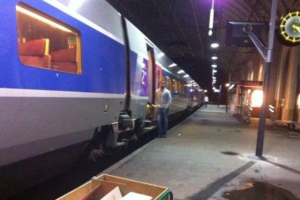 7 TGV sur 10 sont prévus lundi 13 janvier 2020.