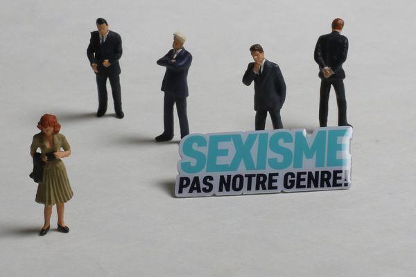 Sexisme, pas notre genre...