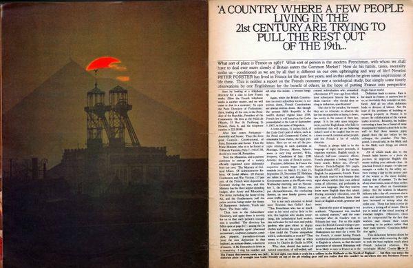 Une page du Sunday times en 1966