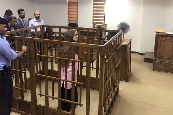 La djihadiste originaire du Nord avait été condamnée pour djihadisme en Irak en 2018.