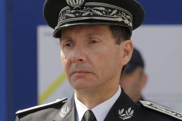 Frédéric Dupuch, ancien directeur de la sécurité de proximité de l'agglomération parisienne (DSPAP) en 2017.