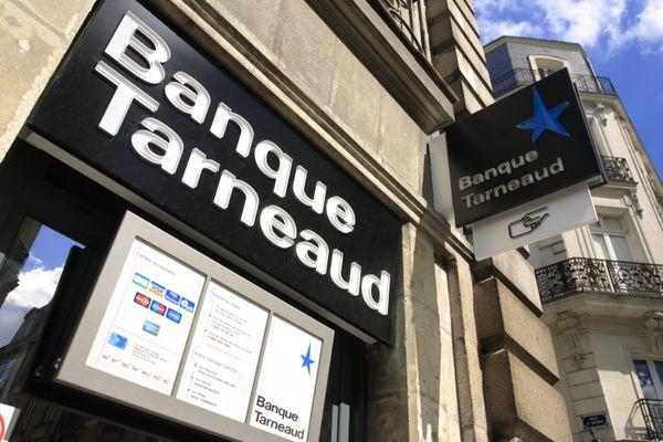 La banque Tarneaud compte 65 points de vente sur tout le territoire.