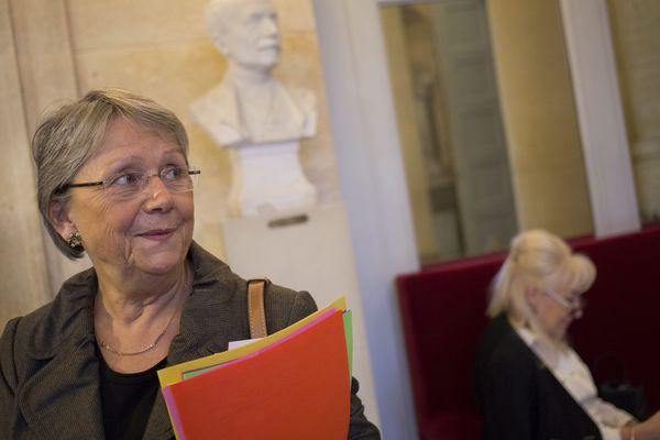 Catherine Coutelle, députée PS de la Vienne.