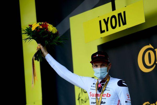 Tour de France: Kragh Andersen (Sunweb) arrivé en tête de la 14e étape à Lyon