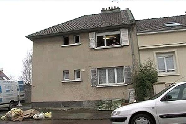 La rénovation énergétique de cette habitation de Démouville, près de Caen, est le premier chantier solidaire de la fondation Synerciel en France