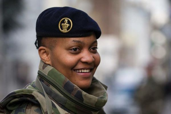 Le témoignage de Morgane Blanchet, jeune militaire, harcelée sexuellement dans son régiment d'Oberhoffen. Elle a osé parler et porter plainte.