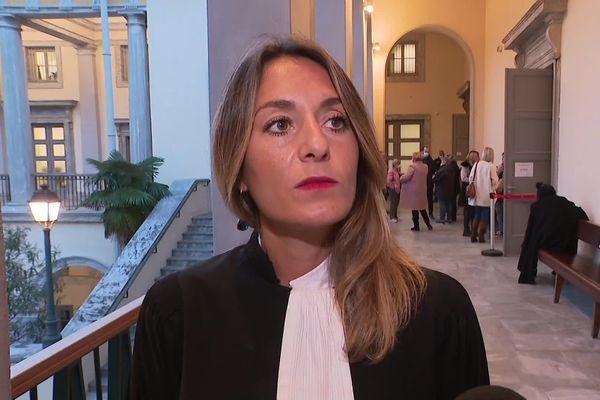 Nathalie Airola, avocate des filles de Jennifer et Loïc.